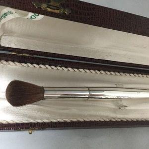 Sterling Silver Make up Brush